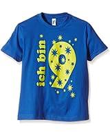 Coole-Fun-T-Shirts Jungen T-Shirt Ich Bin 9 Jahre !