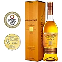 Glenmorangie 10 Year Old Single Malt Scotch Whisky, 70 cl