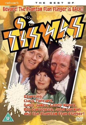 Tiswas - The Best Of [DVD]