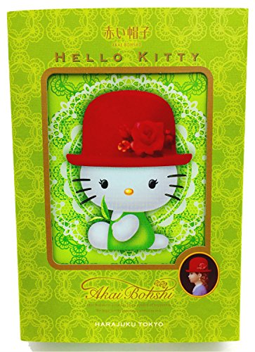 Preisvergleich Produktbild Roter Hut Hallo Kitty Matcha Rolle (acht X1-Boxen)