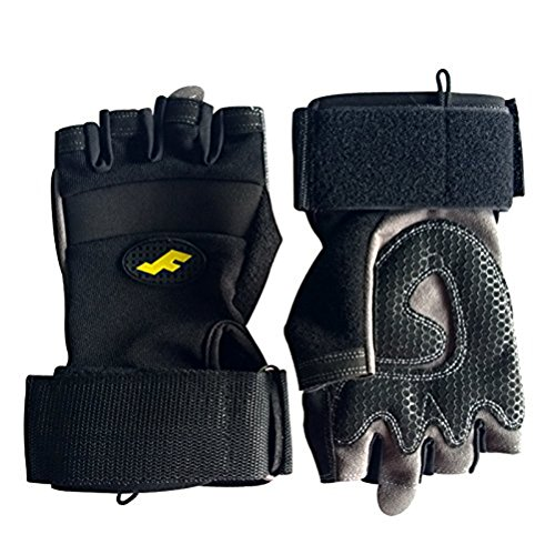 Women B Gloves Men 2 Weightlifting Workout Gloves Pairs Bodybuilding Crossfit Stark Medium Gloves amp; for Cross Training agzwwx