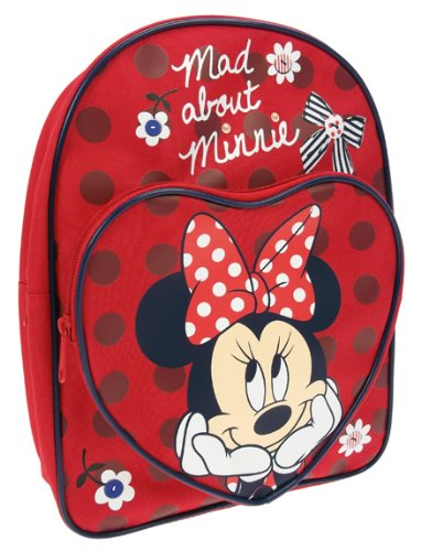 Image of Minnie Mouse Mad About Minnie Backpack