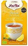 Best Yogi detoxes - Yogi Tea Infusión de Hierbas Détox con Limón Review