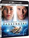 Passengers (PASSENGERS - 4K UHD + BLU RAY -, Spain Import, see details for languages)