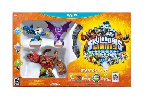 Skylanders Giants Starter Kit - Wii U by Skylanders (Kit Wii Starter)