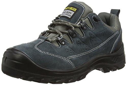 Safety Jogger KRONOS, Unisex - Erwachsene Arbeits & Sicherheitsschuhe S1, grau, (blk/dgr/mgr 112), EU 41