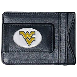 NCAA West Virginia Mountaineers Cash and Card Holder