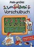 Mein grosses LernSpielZwerge-Vorschulbuch - Sabine Kalwitzki, Ulrike Düring