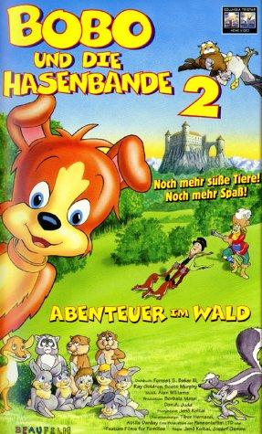 Bobo und die Hasenbande 2: Abenteuer im Wald [VHS]