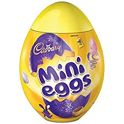 Cadbury Mini Eggs Mega Egg 231g