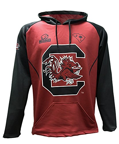 Rhino Rugby South Carolina Gamecocks Rugby Hoodie Sweatshirt, 3 X Große
