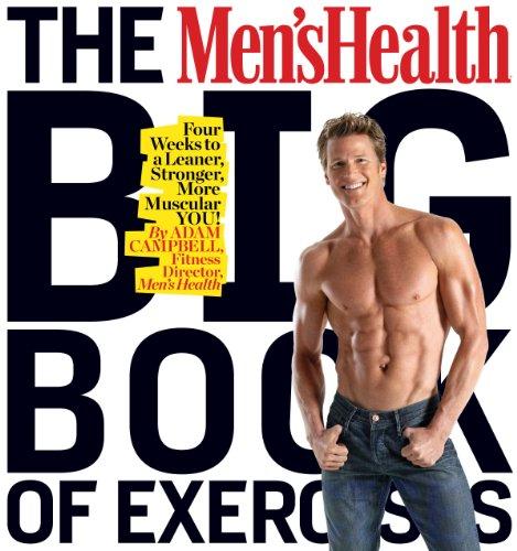 Magazin Männer Gesundheit (Men's Health Big Book of Exercises)