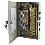 RPS - Boîtier d'alimentation 12V CCTV 60W 9CH 5A // 60W 4CH 5A //2400W 18CH 5A Bloc...