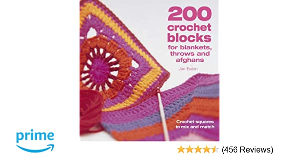 200 Crochet Blocks Pdf