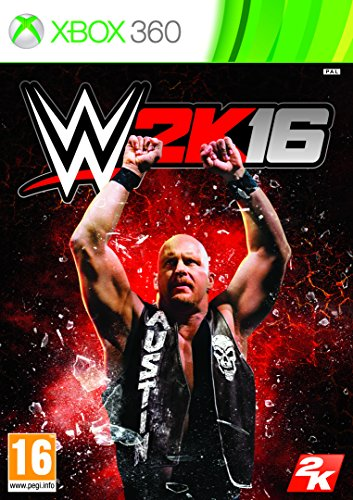 WWE 2K16 [AT Pegi] - [Xbox 360]