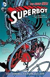 Superboy Vol. 1: Incubation (The New 52) by Scott Lobdell (2012-08-07)
