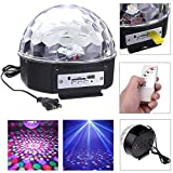 Best Disco Balls - Pick Indiana Godofsale Led Mp3 Crystal Magic Ball Review