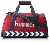 Hummel Reflector Sportsbag AC Tasche, Tibetan Red, 50 x 23 x 27 cm