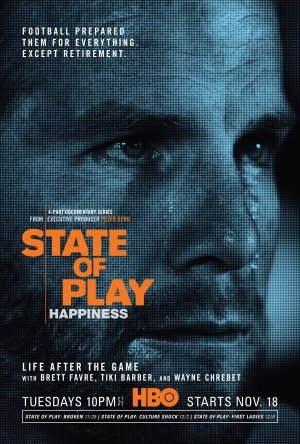 quality design 593af c062a State of Play - Brett Favre - US Imported Movie Wall Poster Print - 30CM X  43CM