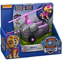 Paw Patrol Basic Vehicle - Skye's High Flyin' Copter