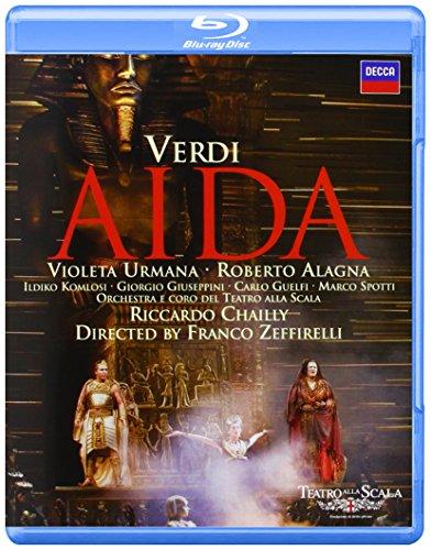 Preisvergleich Produktbild Verdi - Aida [Blu-ray]