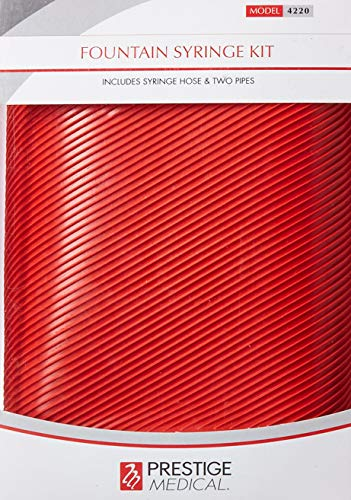NCD Medical/Prestige Medical  4220 hot wat bot/emema/douche combn