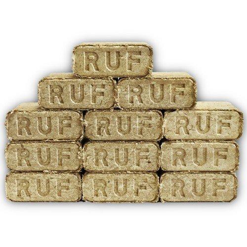 Preisvergleich Produktbild Original RUF Holz-Briketts 10 kg Brennholz Kaminholz lange Glutdauer