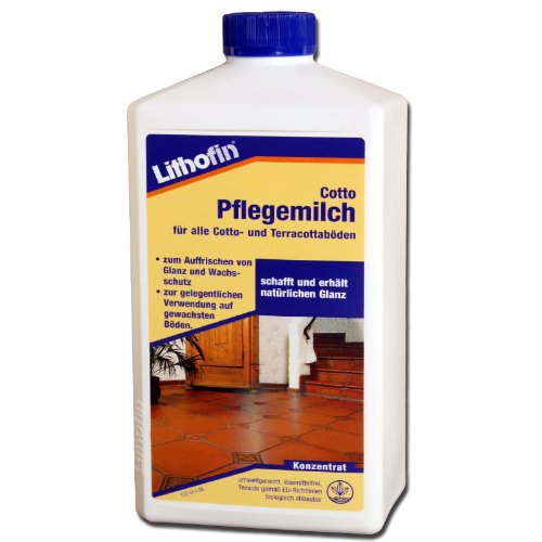 Lithofin Cotto Pflegemilch 1 Liter