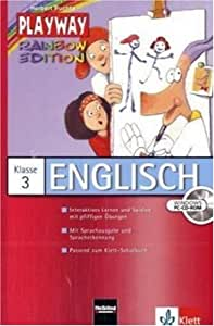PLAYWAY - Rainbow Edition Englisch ab Klasse 3