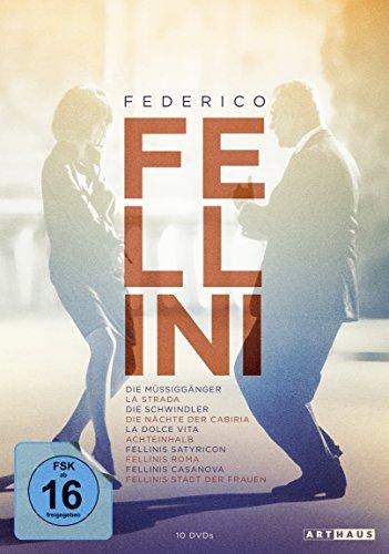 Federico Fellini Edition [10 DVDs]