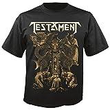 Testament - Demonarchy - T-Shirt Größe M