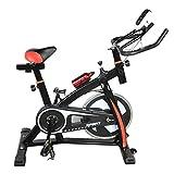 Blackpoolal S300 Hometrainer LCD Vélo Biking Vélo d'Appartement Ergomètre Vélo Spinning Biking Exercice de Fitness Vélo d'Exercice Jusqu'à 200 KG
