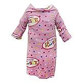 Everythings Rosie Childrens Girls Sleeved Snuggle Fleece Blanket (One Size) (Pink)
