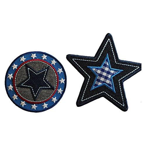 popa-10x9cm-7x7cm-vaqueros-ronda-estrella-dos-parches-patches-trickyboo-bricolaje-bordado-bebe-bauti