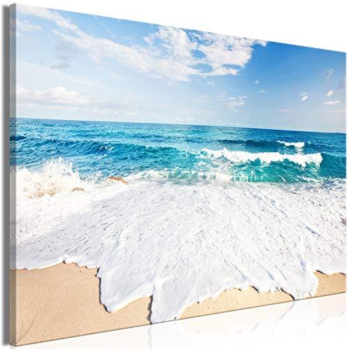 Murando Mega XXXL Cuadro Playa Mar 165x110 cm   Cuadro