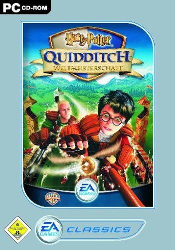 Electronic Arts GmbH Harry Potter - Quidditch Weltmeisterschaft [EA Classics]