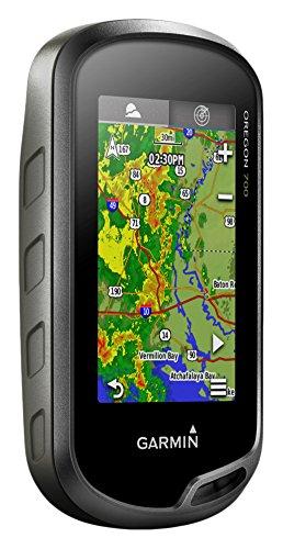 Garmin Oregon 700Handheld GPS Sistema de navegación