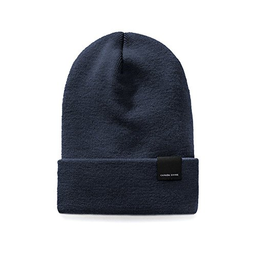 Canada-Goose-Mens-Ranger-Toque-Navy-One-Size