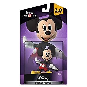 Disney Interactive – Disney Infinity 3.0 Character – Mickey (#) /Video Game Toy (1 GAMES)