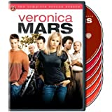 Veronica Mars Complete Series 2 DVD Collection [6 Discs] Set Extras by Francis Capra