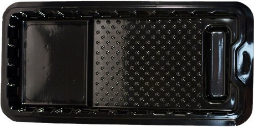 Shur-Line 12050C 4-Inch Paint Roller Tray, Black by Shur-Line -
