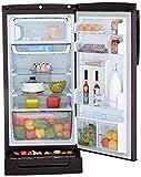 Godrej 190 L 5 Star Direct Cool Single Door Refrigerator(R D EPro 205 TDI 5.2 PRL WIN, Pearl Wine, Base Stand with Drawer, Inverter Compressor)
