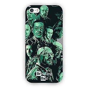 EYP Breaking Bad Heisenberg Back Cover Case for Apple iPhone 5S