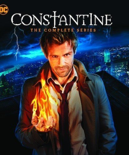 CONSTANTINE: THE COMPLETE SERIES - CONSTANTINE: THE COMPLETE SERIES (3 Blu-ray)