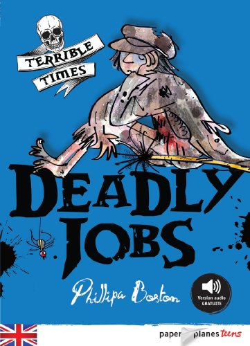 Deadly jobs - Livre + mp3 par Philippa Boston