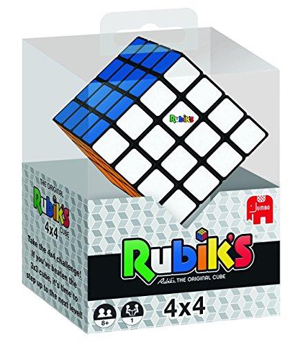 Preisvergleich Produktbild Jumbo Spiele 12166 Rubik's Revenge 4x4, 10x7.5x14