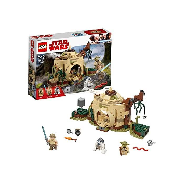 LEGO Star Wars Yodas Hütte 75208 Star Wars Spielzeug 1
