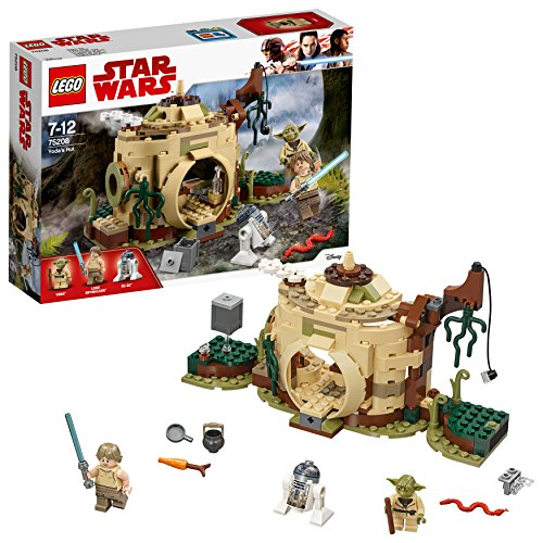 Lego Star Wars Yodas Hütte 75208 Star Wars - Lego Star Skywalker Wars-luke