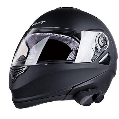 Banggood Black ABS Waterproof Bracket/Clip Holder(Just clip bracket) for 1000M BT bluetooth motorcycle Motorbike helmet intercom Headset