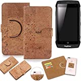 K-S-Trade 360° Cover cork Case for Ruggear RG730 |